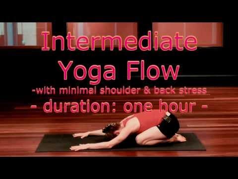 Intermediate 1 Hour YogaFlow Full Class