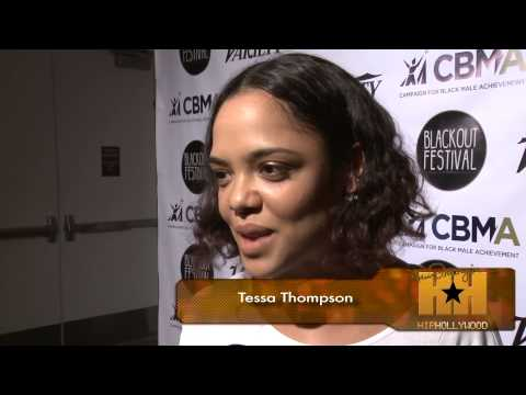 Nate Parker, Tessa Thompson Speak Out About Human Rights At ...