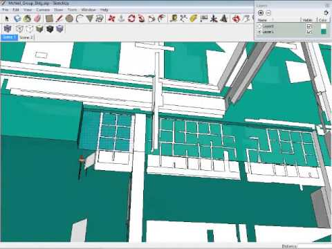 EdgeWise Building Exterior Model