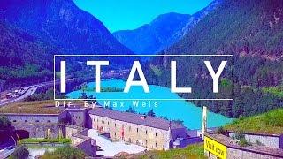 ROLLIN WITH MY HOMIES | ITALY | DJI PHANTOM 3 Professional | Drone |