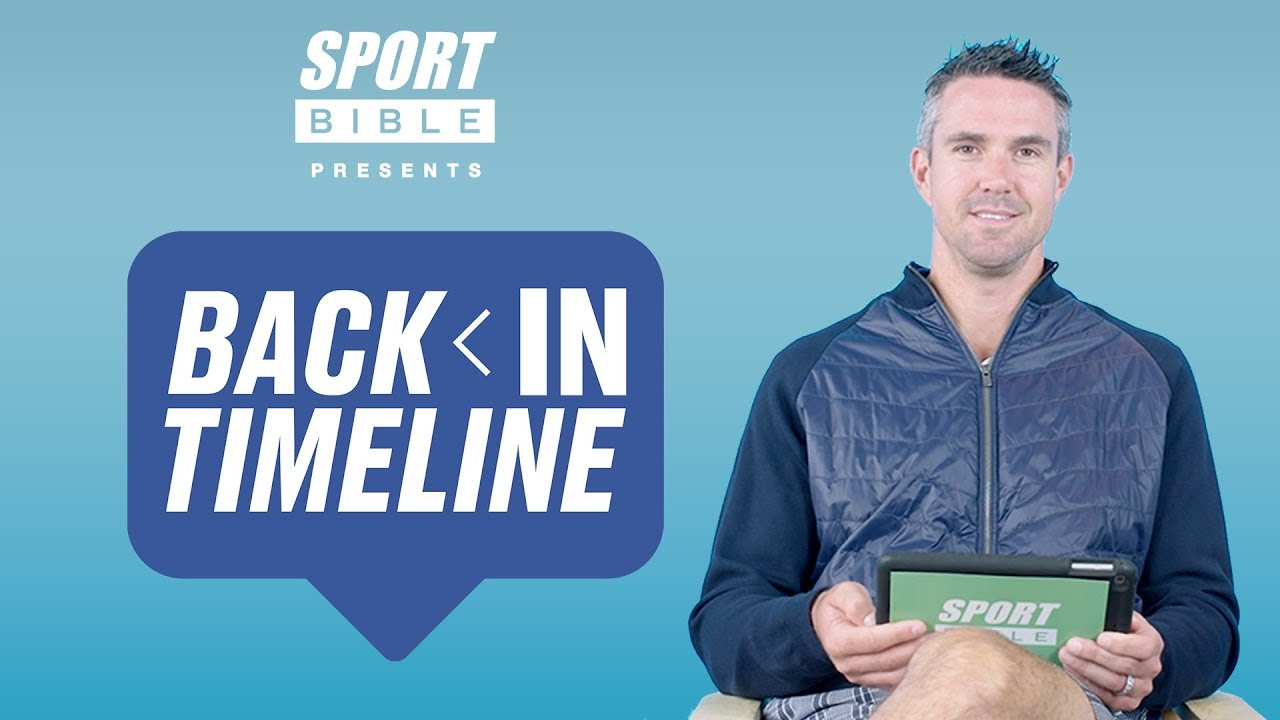 Kevin Pietersen rips into Piers Morgan and Donald Trump | Back In Timeline