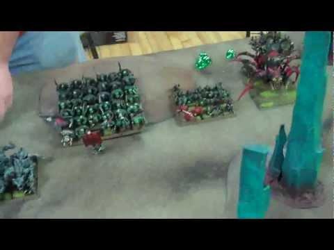 Orcs vs Skaven 01