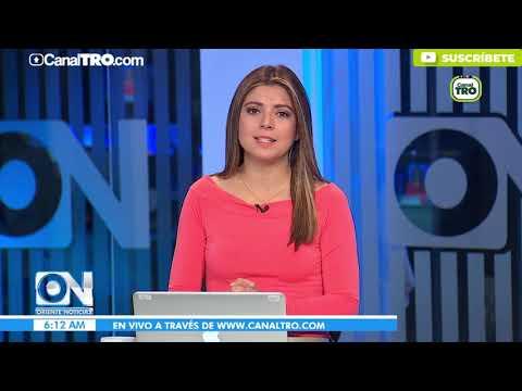 Oriente Noticias primera emisión 02 de agosto
