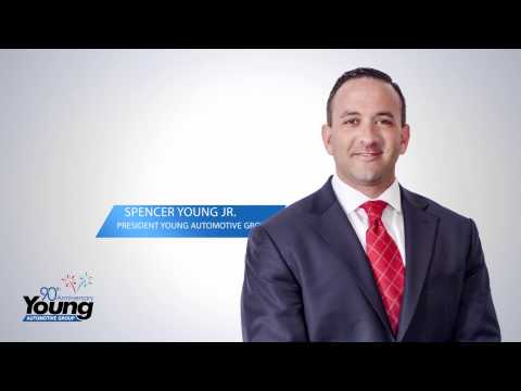 Young Automotive Group is 90 Years Young