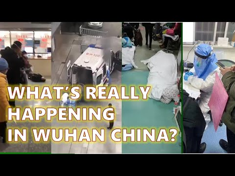 What's Really Happening in Wuhan China | Coronavirus Outbreak | Symptoms and Tips