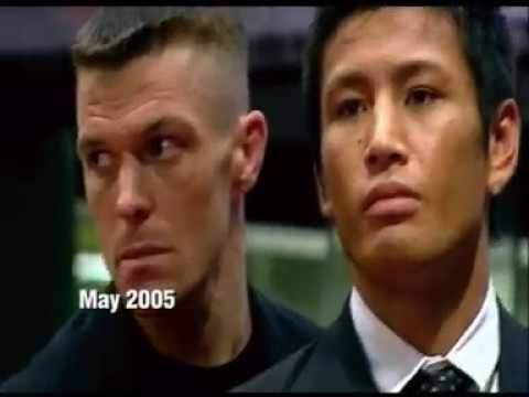 Kickboxing Muay Thai and K-1 Documentary Must see