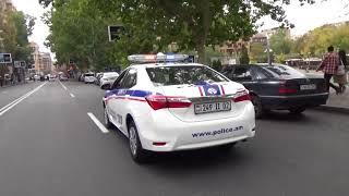 Ճանապարհային ոստիկանության հատուկ պահպանվող տարածք է տեղափոխվել 130 տրանսպորտային միջոց