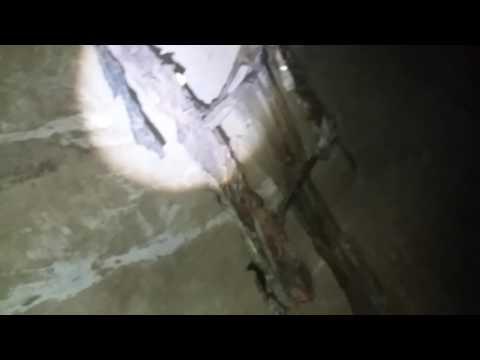Экскурсия гродненского диггера по подземному коллектору