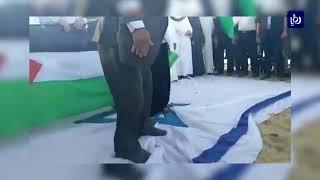 """الفلسطينيون يحيون الجمعة السابعة والستين من """"مسيرات العودة"""" في غزة - (19-7-2019)"""