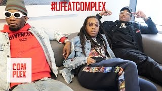 MIGOS TOOK OVER THE COMPLEX OFFICE   #LIFEATCOMPLEX