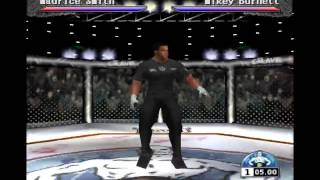 Ultimate Fighting Championship Gameplay PS1