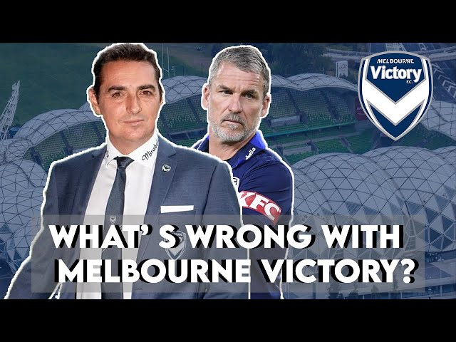 What is wrong with Melbourne Victory? | Australian Soccer | FNR