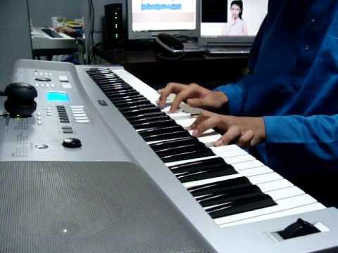 [HARI RAYA SPECIAL] Musafir Di Aidilfitri - S. Jibeng Piano Cover
