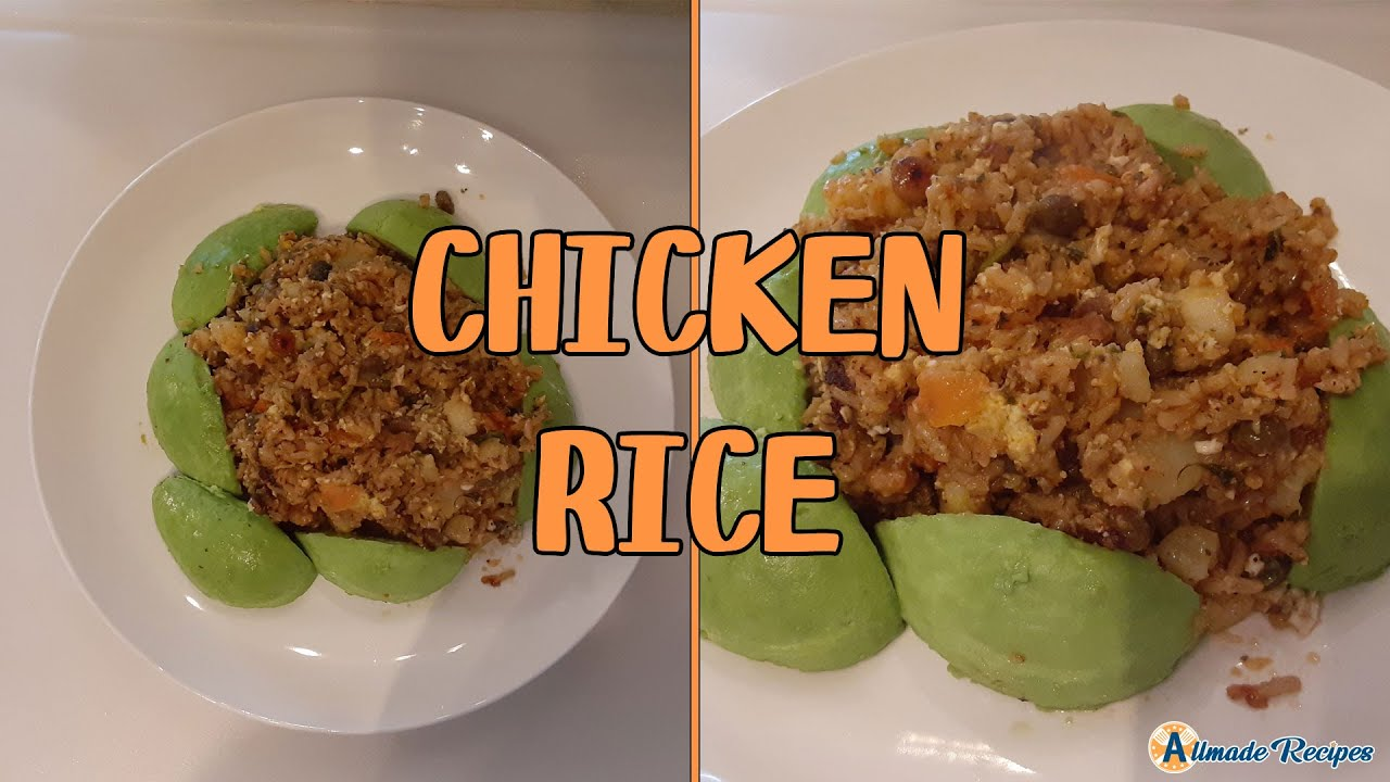 Instant Pot© Chicken and Potato Fried Rice | Side Dish Recipes