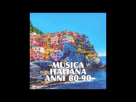 Musica italiana anni '80 -'90