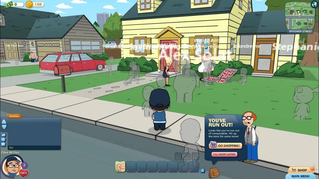 Play Family Guy Online