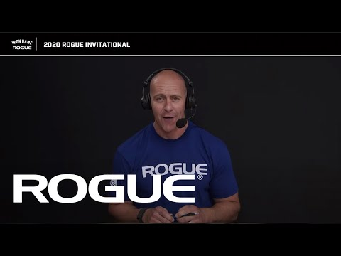 2020 Rogue Invitational | Day 1 - Rogue Iron Game Show