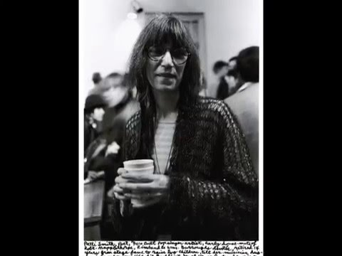 Patti Smith | Tribute to the Mother Rose