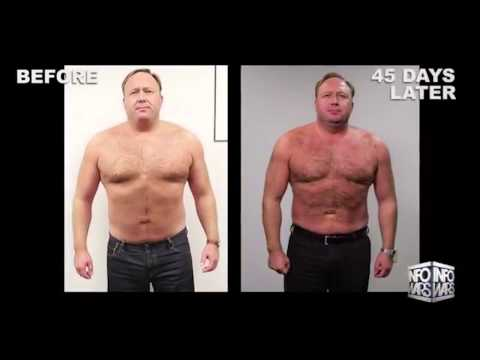 STUNNING VIDEO: Alex Jones Shilling for Bogus Health Products