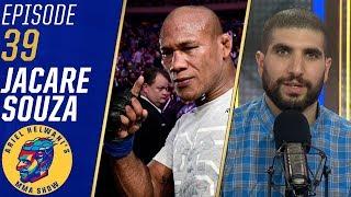 Jacare Souza would consider retirement he doesn't get a title shot | Ariel Helwani's MMA Show