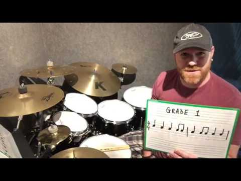 Trinity College London Drum Kit Exam Improvisation Test Explained