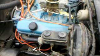 1983 Dodge Diplomat 383 Chrysler V8 idle