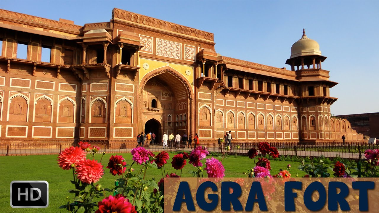 Agra Fort - Uttar Pradesh India - Unesco World Heritage -1631