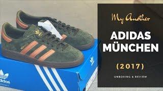 ADIDAS MUNCHEN 2017 | Unboxing & Review | EK18VLOG#97