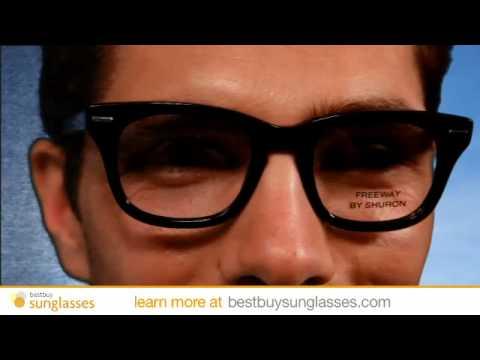 cda12a7ad4e9 Shuron Freeway Eyeglasses - Sleek and Simple - YouTube