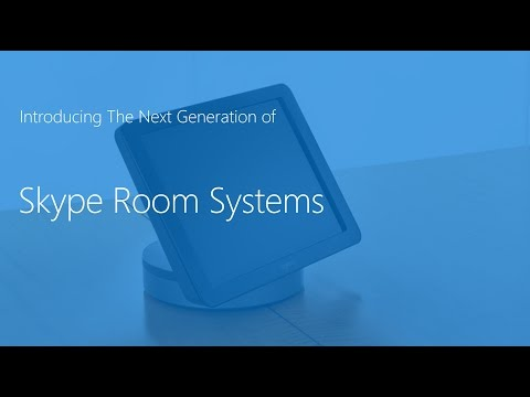How To Use Logitech Skype Room System With SmartDock- YouTube Video