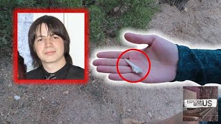 WHAT HAPPENED TO TYLER STICE? Mysteriously disappeared into the woods without a trace...