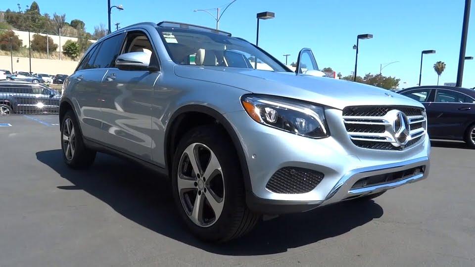 2016 Mercedes-Benz GLC El Cajon, CA 16M0805 - YouTube