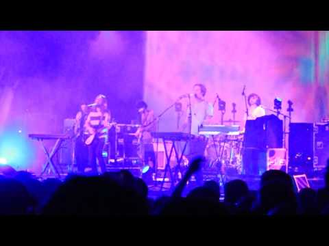 Tame Impala @ The Prospect Park Bandshell BRIC Celebrate Brooklyn NY 6.15.16