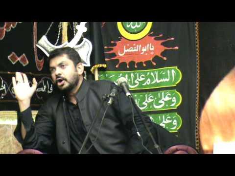 akhtar khokhar bcn 22 08 2011 shahadat mola ali a s  21 ramazan in spain barcelona day 2    4