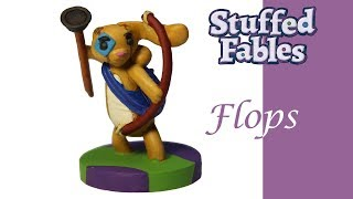 Stuffed Fables Painting: Flops