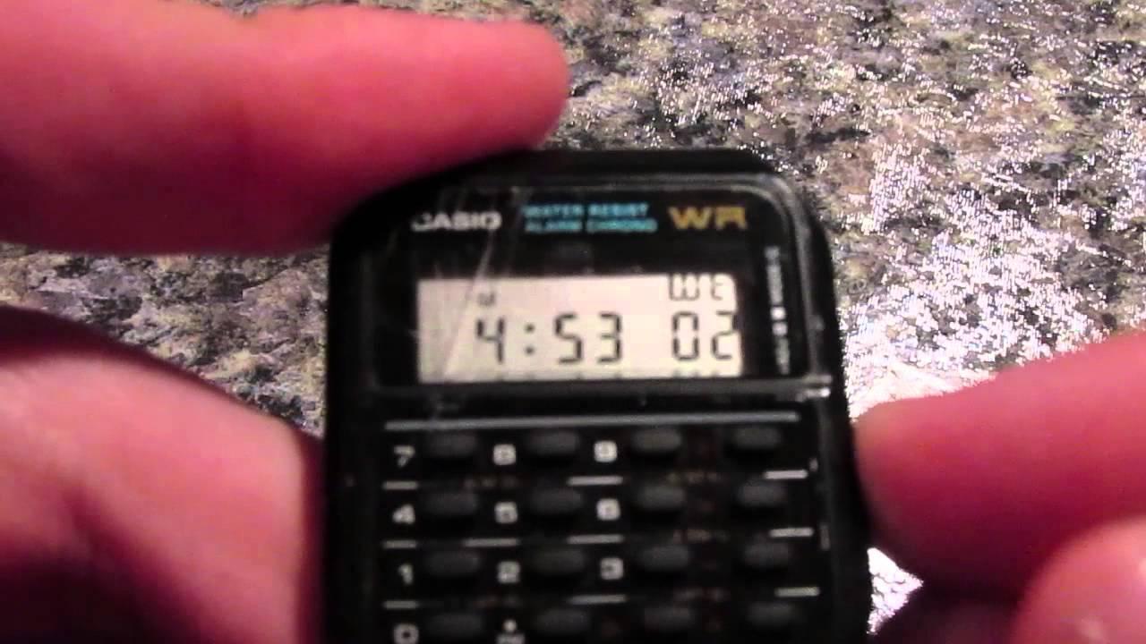 Casio Ca53w 1 Review