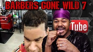 BARBERS GONE WILD REACTION 7
