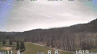 V303(x380 hybrid) + EZOSD Possible GPS Issues (FPV test flight) OSD Video