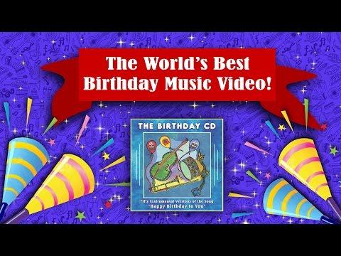 Happy Birthday to You in Different Musical Styles (Jazz, Classical, Latin, Reggae, Hawaiian, etc.)!