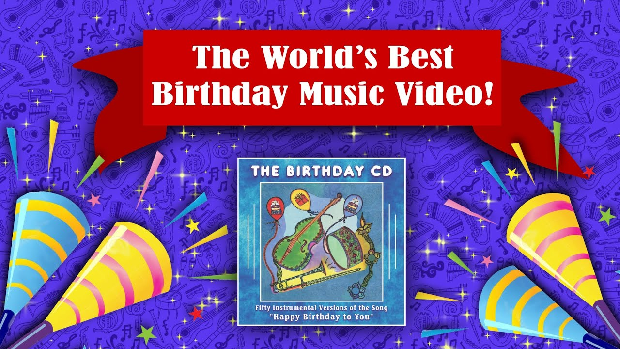 Happy birthday to you in different musical styles jazz classical happy birthday to you in different musical styles jazz classical latin reggae hawaiian etc youtube bookmarktalkfo Image collections