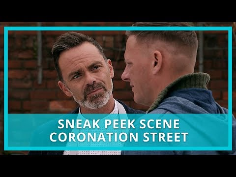 Coronation Street (Corrie) spoilers: Billy realises that Sean is homeless? Watch the scene