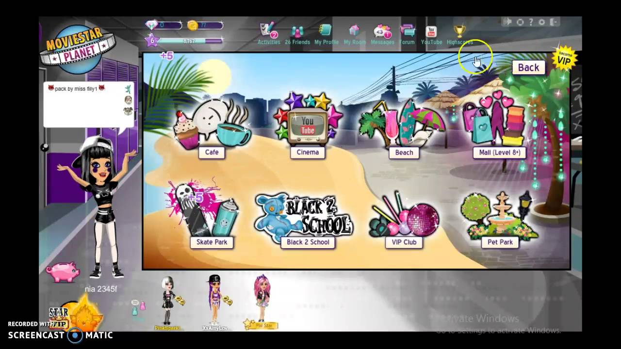 Msp Chat Room Images