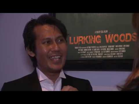 'Lurking Woods'  Premiere TV Story Presenter Melissa Gurney