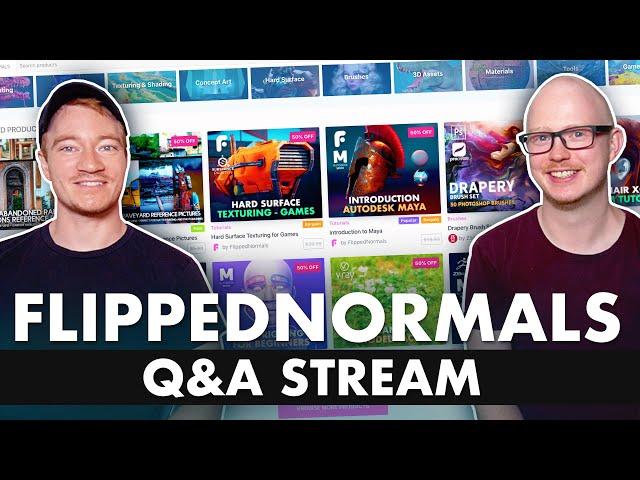 FlippedNormals Q&A