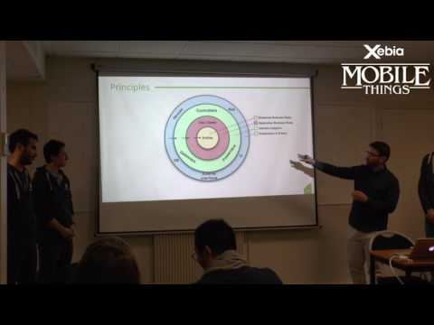 Mobile Things S01 E01- Clean Architecture sur application mobile avec LaFourchette
