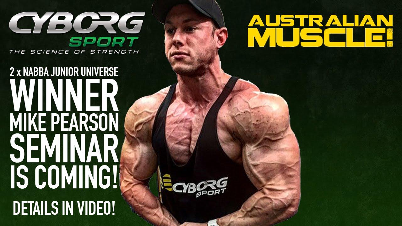 Australian muscles