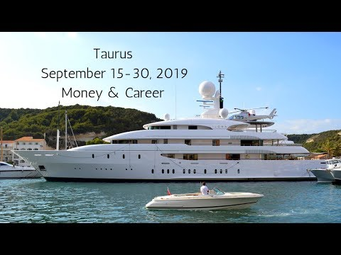 Taurus September 15-30, 2019 // Unstoppable Power To Success