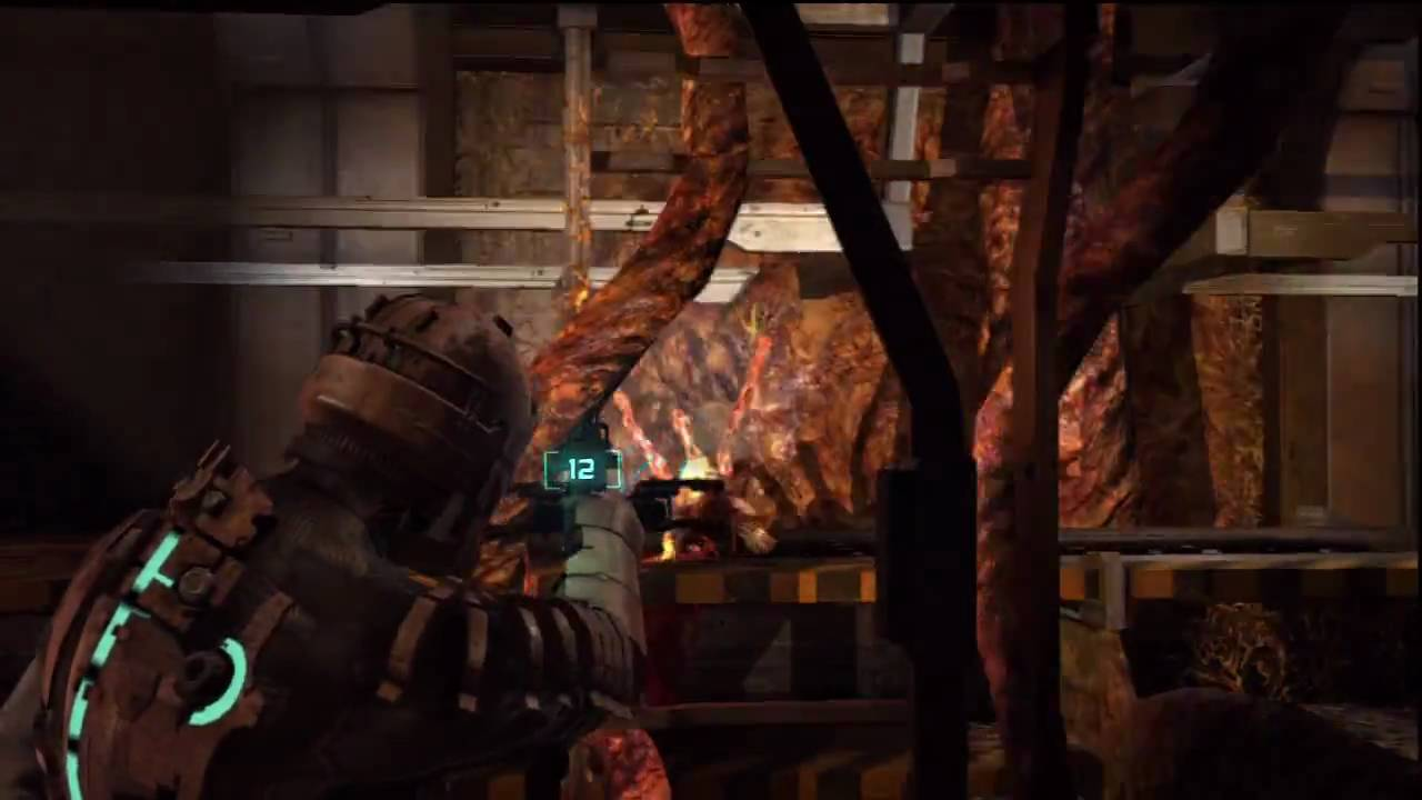 A Walkthrough of Chapter 7 of Dead Space, Into the Void
