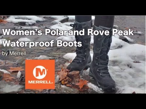 Merrell Polarand Rove Peak Waterproof