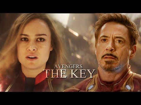 (Marvel) Avengers | The Key